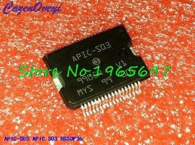 10pcs/lot APIC-S03 S03 HSSOP-36 New Original In Stock