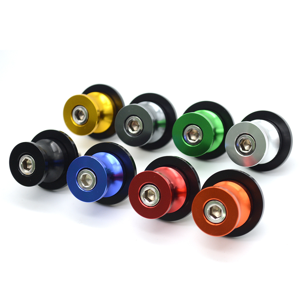 M6 Motorcycle Swingarm Spools slider stand screw for Ducati S2R 1000 ST2 ST3 ST4 S ABS STREETFIGHTER S 1100S 1092 848