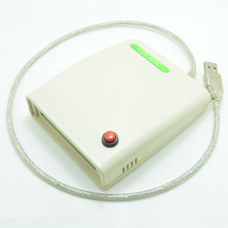 ATA PCMCIA carte mémoire adaptateur PC carte lecteur 68PIN CardBus vers USB 2.0 adaptateur avec l'interrupteur et le boîtier