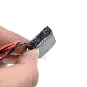 Image 4 - 5 PCS CR2032 Knoopcelbatterij Socket Holder Case Cover Met AAN/UIT Schakelaar 3 V x2 6 V batterij Opbergdoos