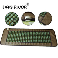 Home new high quality physiotherapy couch cushion jade far infrared heating mattress ms tomalin beauty mat 50 * 150 cm