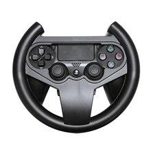 Bevigac עבור לשחק תחנת PS 4 משחקים מרוצים Gamepad בקר גריפ עבור Sony PS4 פלייסטיישן לשחק Station4 Joypad
