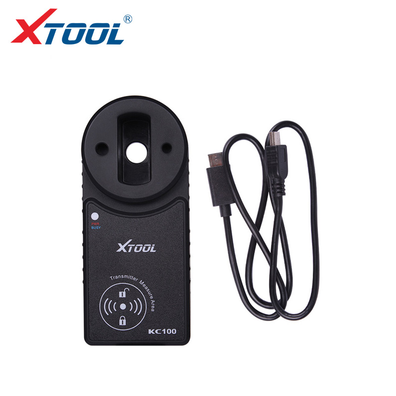 XTOOL Original KC100 For XTOOL X100 PAD2 Work For VW4&5th IMMO With DHL Free Shipping