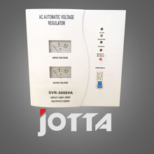 SVR-5kVA Single-phase high accuracy full automatic ac Relay type voltage stabilizer цены