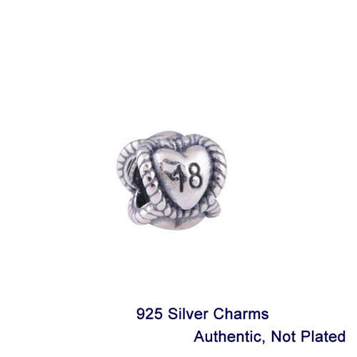 Popular 18th Birthday Charm-Buy Cheap 18th Birthday Charm