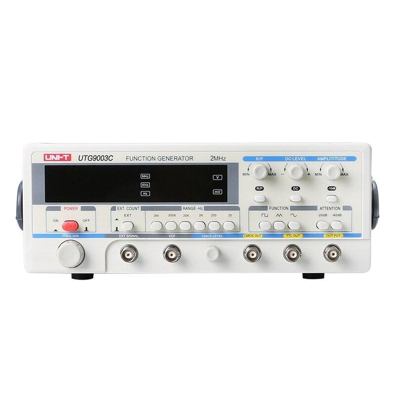 UNI-T UTG9003C 2 MHZ 25Vp-p Numérique Générateur De Fonction Du Signal Générateur