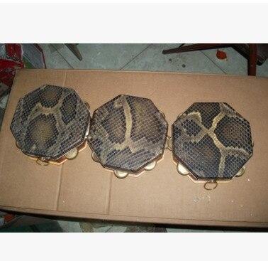 2016Mahogany Ba Jiaogu with a spike factory direct wholesale custom diameter of 12.5 cm