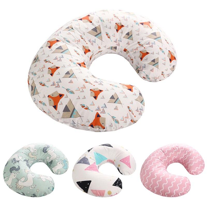 Baby Nursing Pillows Maternity Baby Breastfeeding Pillow Infant Cuddle U-Shaped Newbron Cotton Feeding Waist Cushion for nursing