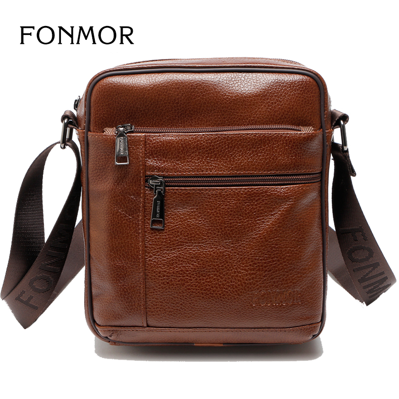 Brand New Genuine Cowhide Leather Men's Shoulder Bags Flap Messenger Bags Men Travel Crossbody Bag High Quality Men Bag Vintage