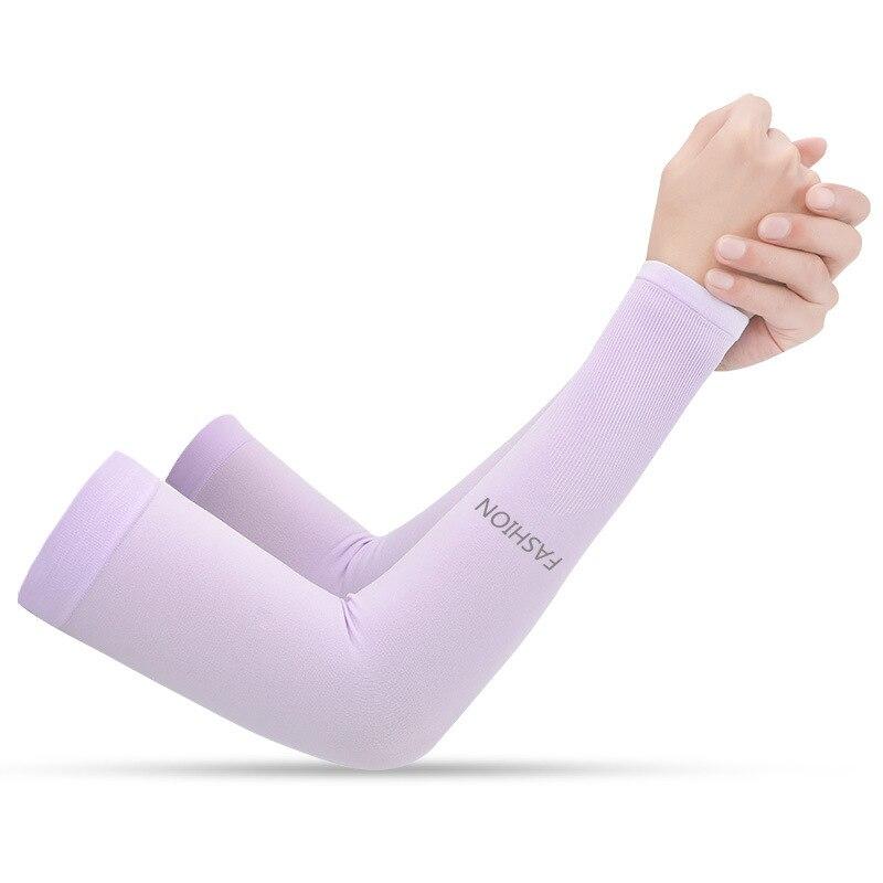† Воздухопроницаемый быстросохнущий защитный рукав от ультрафиолетовых лучей для рук на открытом  √