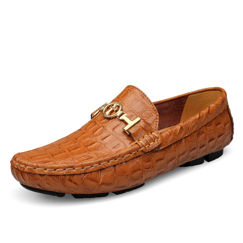 JNNGRIOR 2018 Summer Luxury Driving Breathable Genuine Leather Flats Loafers Men Shoes Casual Fashion Slip Large size 36-50 npezkgc brand best quality genuine leather men flats casual shoes soft loafers comfortable driving shoes men breathable shoes