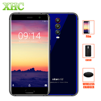 2018 VKWORLD K1 Android 8.1 Mobile Phone RAM 4GB ROM 64GB Wireless Charging MTK6750T Octa Core 5.2'' Dual SIM LTE 4G Smartphone