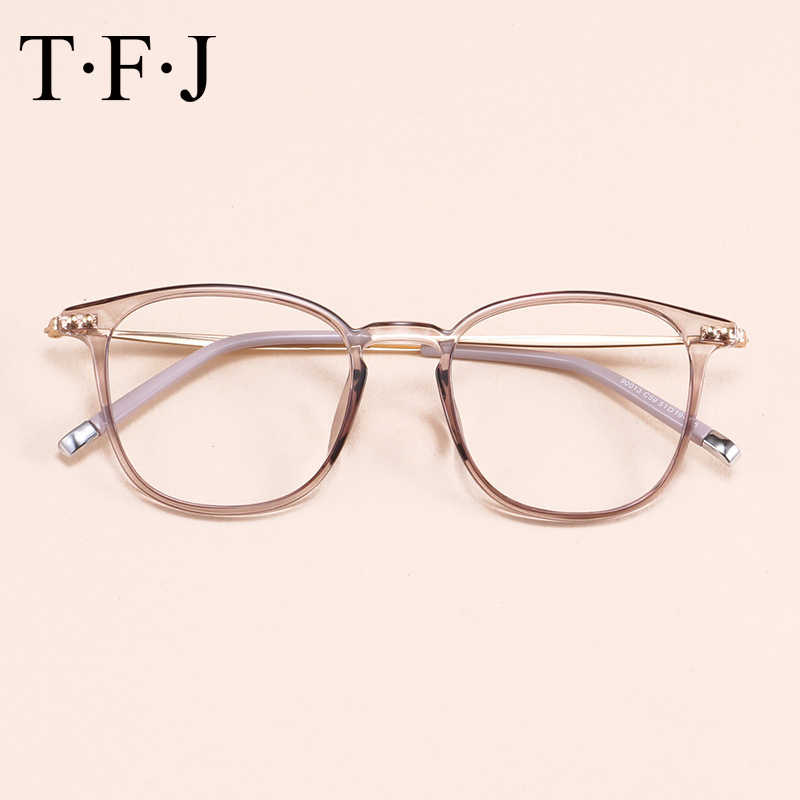 acb97e1e97b Computer Optical Transparent Glasses Frame Glasses Women Men Grade Female  Clear Spectacle Frame Eyewear Frames for