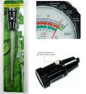 цена на Soil pH value measuring instrument for measuring soil pH value of soil pH in soil moisture meter