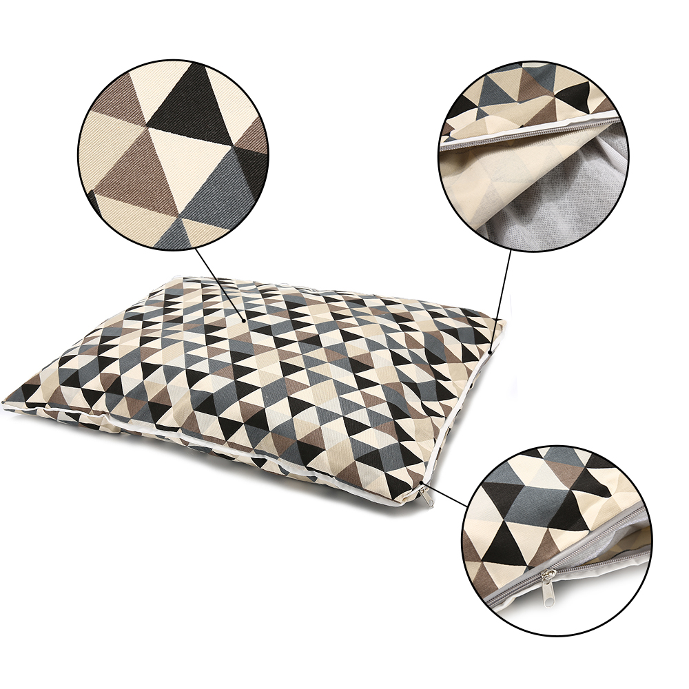 Plaid Dog Bed Sofa Washable Pet Bed Mats For Small Medium Large Dogs Cats Puppy Pet Kennel Cat House Dog Beds Mats Pet Products (24)