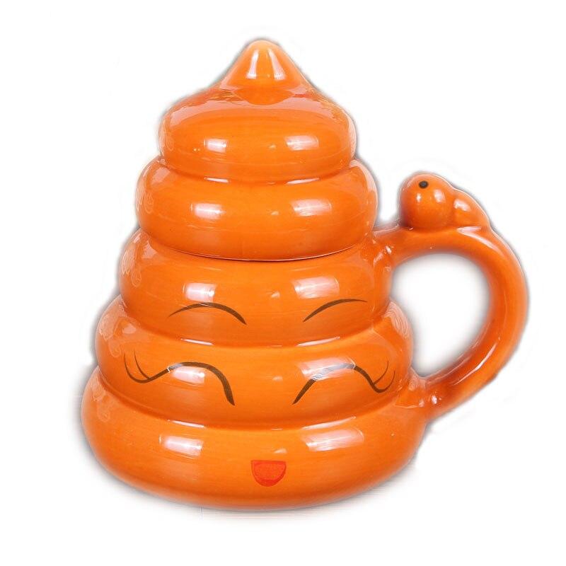 Kruk Keramische Cup 2017 Creatieve Spoof Grappige Gênant Honderden Cups Mijn Fles Mok Koffie Mok Zacht En Antislippery
