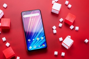"Image 5 - UMIDIGI F1 Play Android 9.0 48MP+8MP+16MP Cameras Mobile Phone 6GB RAM 64GB ROM 6.3"" FHD+ Helio P60 Global Smartphone Dual 4G"