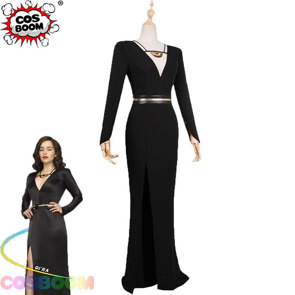 Solo A Star Wars Story Qi/'ra Cosplay costume Dress custom made
