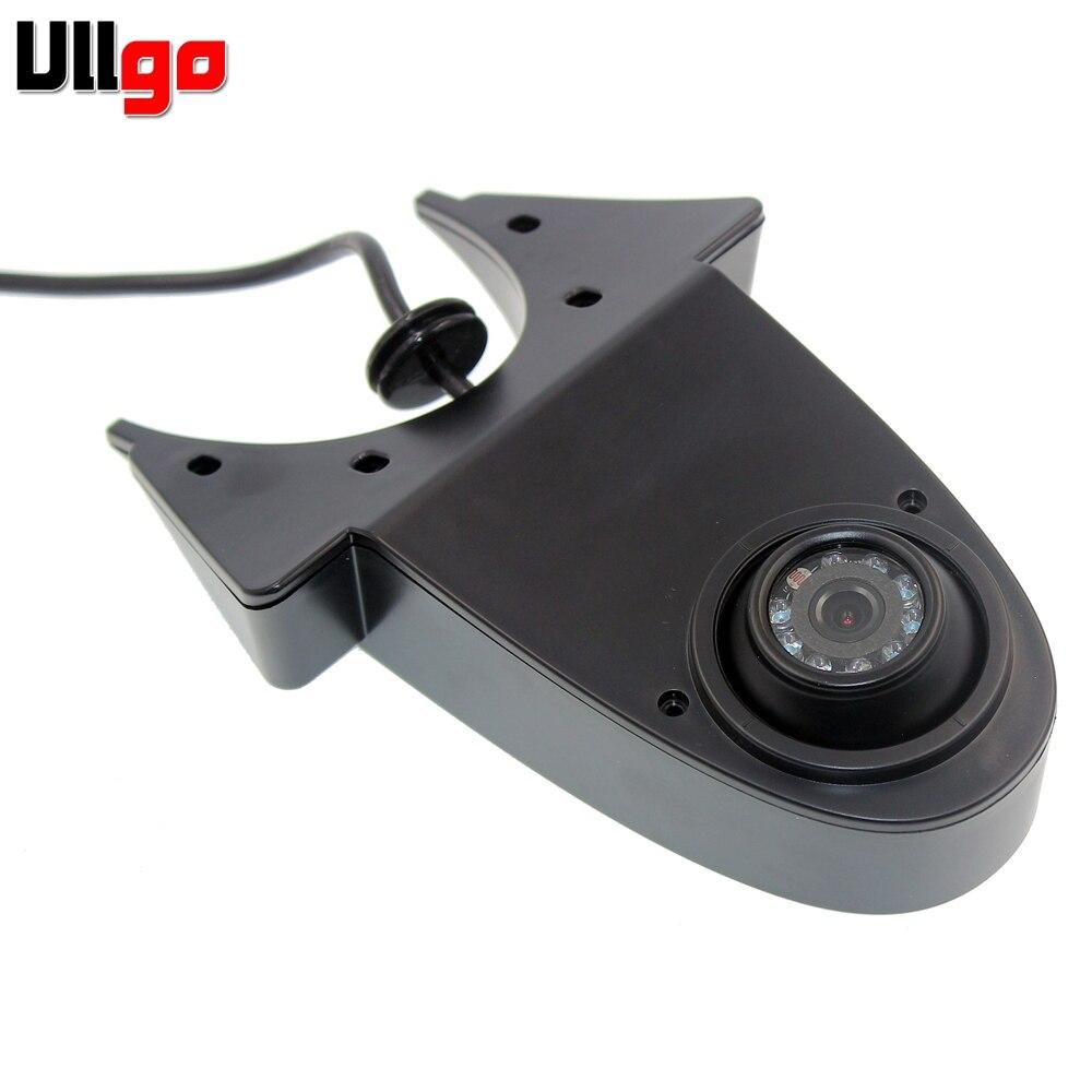 imágenes para CCD cámara de Visión Trasera para Volkswagen VW Crafter Transporter 2006 +/Mercedes-benz Sprinter 2006 + HD cámara Reversa envío gratis