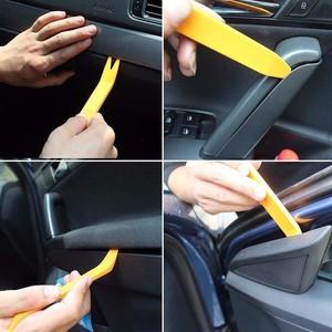 Image 5 - Car Audio Door Removal Tool Accessories sticker For Mercedes Benz W201 GLA W176 CLK W209 W202 W220 W204 W203 W210 W124 W211 W222