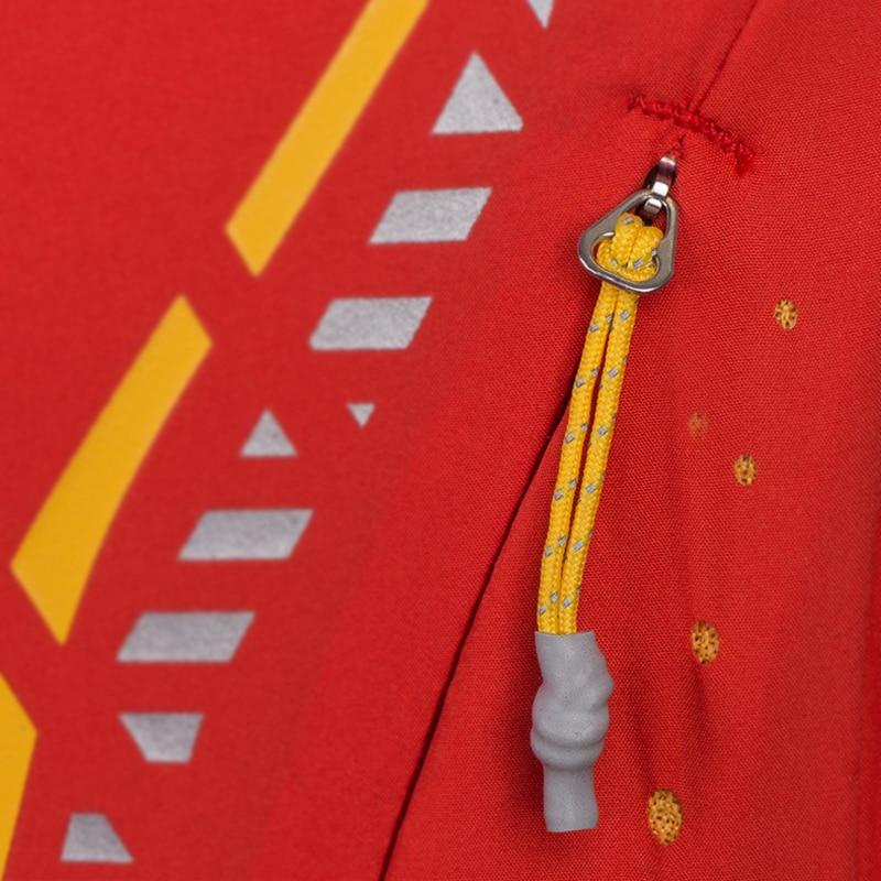 AONIJIE 10L sac à dos de peau avancé sac à dos d'hydratation sac à dos gilet harnais vessie d'eau randonnée Camping course Marathon - 6