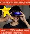 Acupuntura Massager Do Olho Do Laser, atong II 3D equipamento de recuperação Visual Tratamento de instrumento miopia