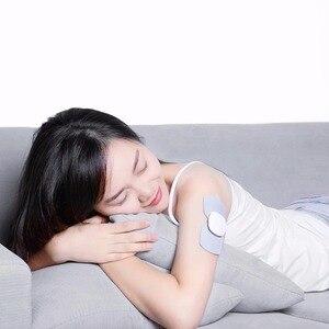 Image 3 - Youpin LF marka taşınabilir elektrik stimülatörü masaj çıkartmaları tam vücut sihirli masaj terapisi Relax kas ofis çalışanı için