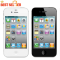 "100% Original Unlocked Apple Iphone 4 Mobile phone 3.5"" iOS Apple A4 5MP 512MB RAM 32GB ROM Multi-language Time-limited Sale"
