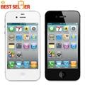"100% Original Unlocked Apple Iphone 4 Mobile phone 3.5"" iOS Apple A4 5MP 512MB RAM 32GB ROM Multi-language Time-limited Sale"