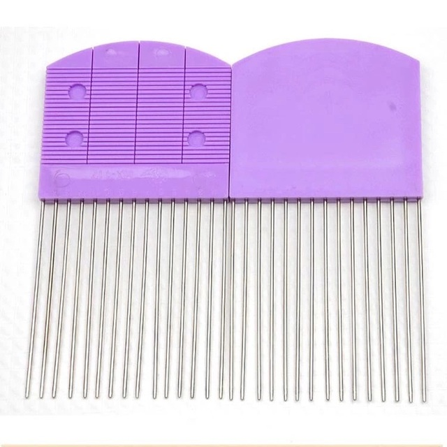 15 Needles 155x8cm Paper Quilling Tool Quilling Comb Creations Diy