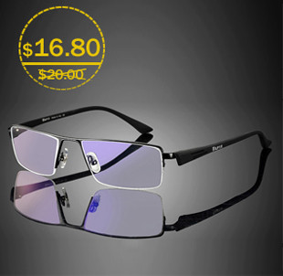 a94aa993aee6 Computer Goggles women Anti blue ray Glasses men anti radiation Optical  eyewear frame 100% UV400 Spectables frame 1308