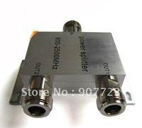 RF Coaxial Splitter 800 2500MHz N Fem Female 2 Way 50 Ohm