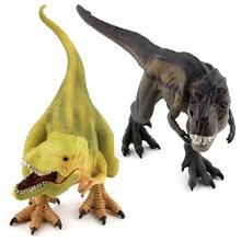 jurassic world dinosaur toys for children action figure anime toys set japanese anime dolls model kit dragon Toy Set for Boys