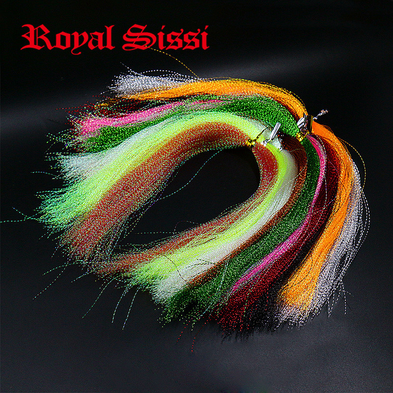 10Packs Total 1000 strands 10colors Mixed Flashabou/ Holographic Tinsel, Flash Tinsel, Fly Tying Material for streamer/ dry fly 5sheets pack 10cm x 5cm holographic adhesive film fly tying laser rainbow materials sticker film flash tape for fly lure fishing