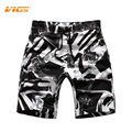 VICVIK brand Children Boys Shorts Summer Custom Boardshorts Kids Beach Surf Swimwear Childrens Board Shorts Sea Waves Bermudas