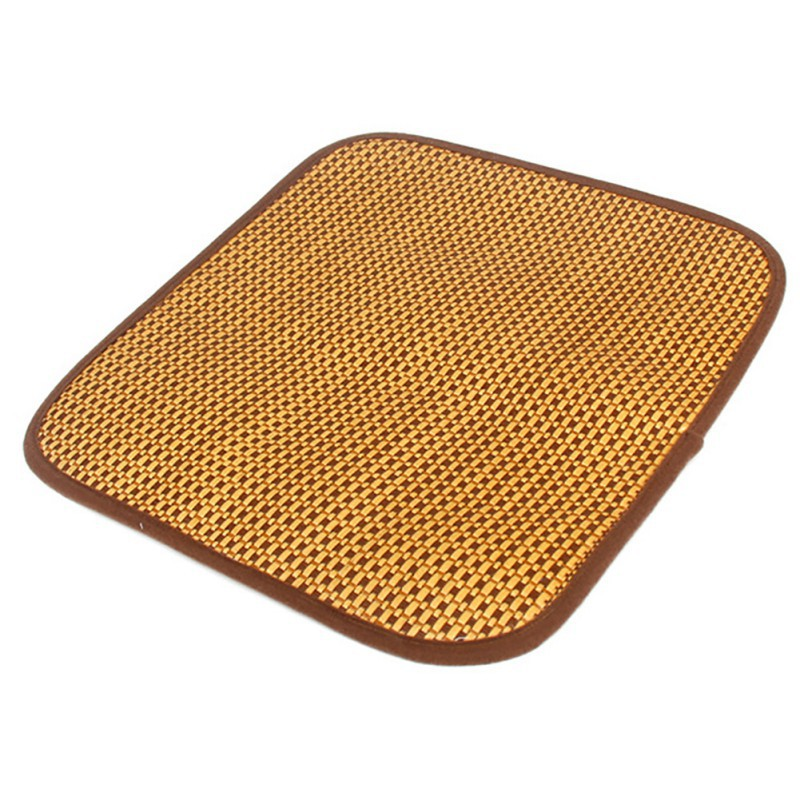 Dog Cat Pet Cool Bed Mat Breathable Puppy Cooling Summer 2 In 1 Bamboo Puppy Pet Dog Mat Sleeping Bed Pad 2018 New