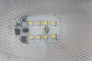 Image 2 - 8LED tekne Yat Iç kubbe ışık Tavan Lighting2W Beyaz Okuma Lambası Motorhome RV