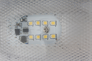 Image 2 - Luz de techo Interior para yate, barco marino, 8LED, 2w, lámpara de lectura blanca para autocaravana RV