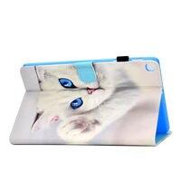 galaxy tab SM-T510 SM-T515 Case for Samsung Galaxy Tab A 10.1 2019 T510 T515 Cover Lid Soft Leather Case for Samsung Tab A 10.1 2019 Funda (4)