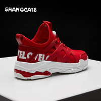 2018 Sneakers Men Trainers Tenis masculino adulto original Men Shoes Classical Casual Style High top men seakers White Black Red