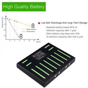 Image 3 - (Für QQ5) sparkole 14,4 V 2800mAh NIMH Batterie für Cleanmate QQ5 Vakuum Reinigung Roboter (CE & UL genehmigt)