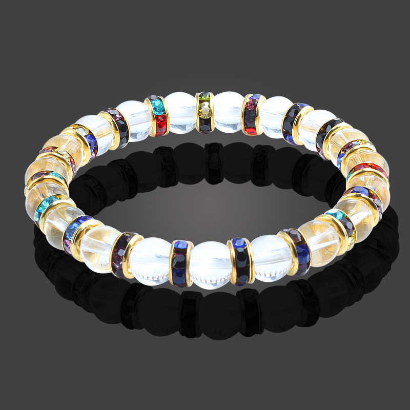 Hot Women Buddha Bracelet Jewelry Natural Crystal Blue Stone Beads Yoga Fitness Fashion Energy Yoga Bracelets for Loves Friends