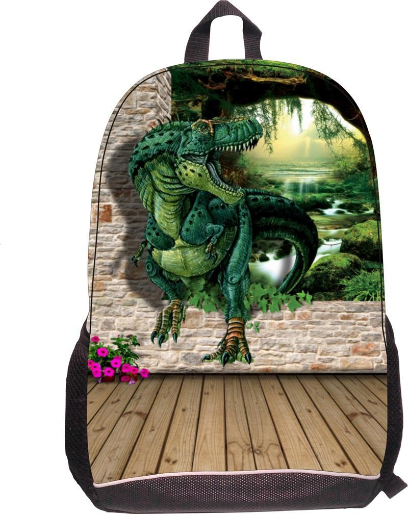 Popular Dinosaur Book Bag-Buy Cheap Dinosaur Book Bag lots from ...
