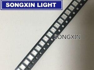 Image 2 - 4000 stücke Diode 2835 3528 SMD UV LED Lila Lampe Perle 395   410nm Uv Licht emittierende Dioden Ultra violet SMT LED Wulst Lampe