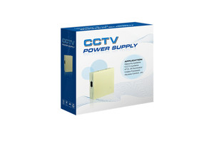 Image 4 - CCTV 4Channel DC12V 3A UPS Box Power Supply Support Battery CE ROHS For CCTV Camera