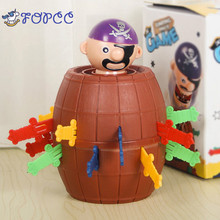 Insane Tricky Pirate Barrel Game for Kids and adults Lucky Stab Up Game Toys Intellectual Game For Kids