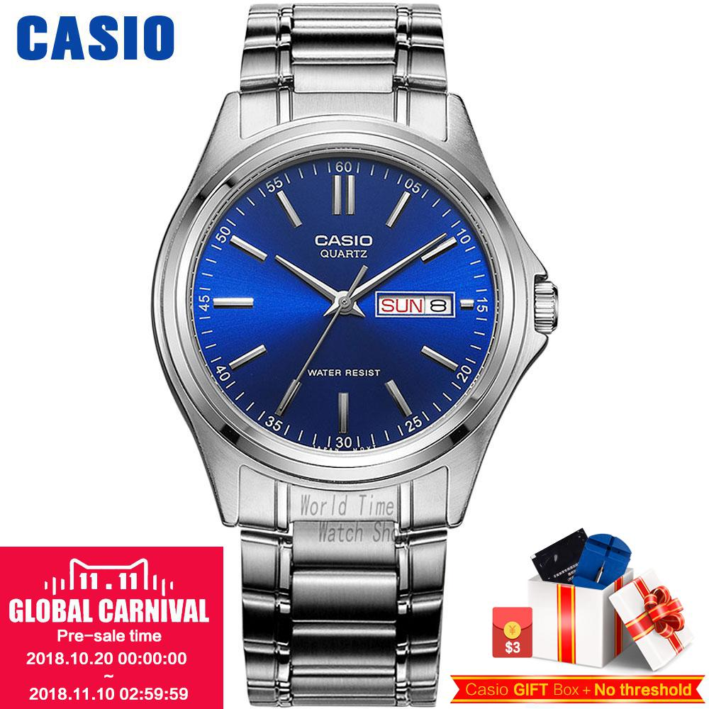 Casio watch Men's waterproof watch pointer fashion business quartz men's watch MTP-1239D-2A MTP-1239D-7A MTP-1239D-1A casio watch men s business casual waterproof watch mtp 1383d 7a mtp 1384d 1a mtp 1384d 7a mtp 1384l 1a mtp 1384l 7a