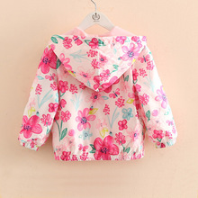 Outwear Jacket Printed Cotton For Baby 1-6Years