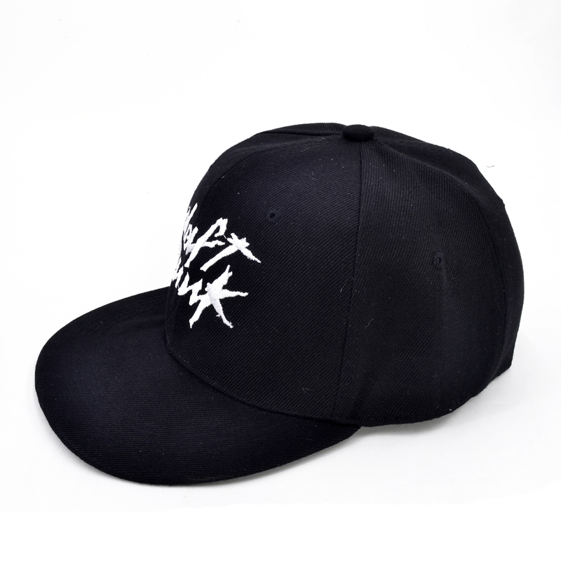 Electric music band Daft Punk embroidery Baseball cap Men Harder Better Faster Stronger letter hip-hop cap