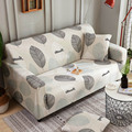 Floral Sofa Cover Slipcovers Elastic Stretch Tight Wrap All-inclusive Sofa Couch Cover Towel Furniture Protector 1/2/3/4 Seater